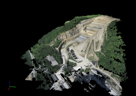3D Mapping Drone 3D Mapping | 3D Images in Cornwall & UK | CAA Approved