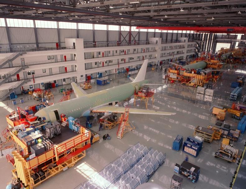 Indoor drone flying Corporate Video