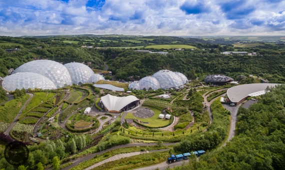 Eden Project Cornwall - DPS