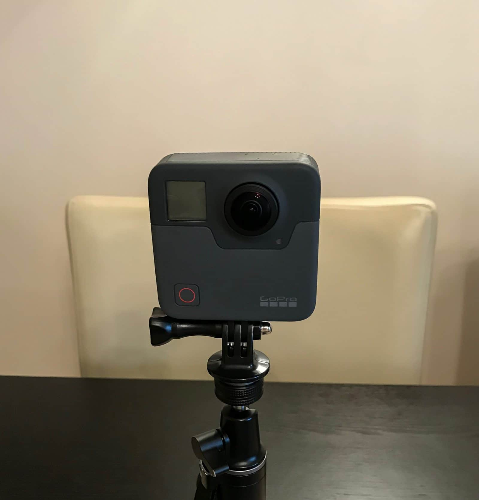 Our Latest 360 Cameras | GoPro Fusion Ricoh Theta S and DJI Osmo