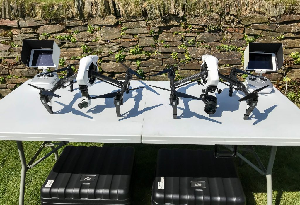 UAV Equipment, drone photography