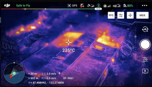 Thermal Imaging, DJI Mavic 2
