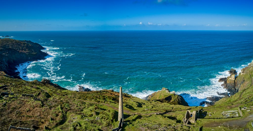 aerial photography in Cornwall