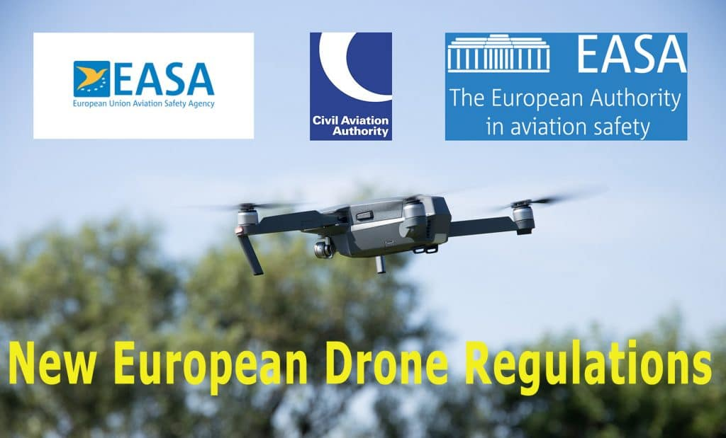 European Drone Regulations